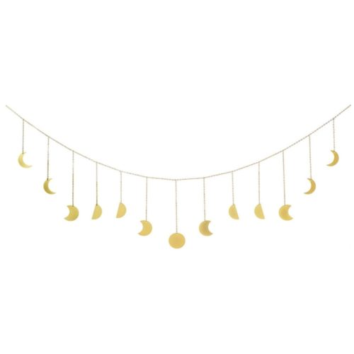 Moon Phase Decor Hanging Ornament