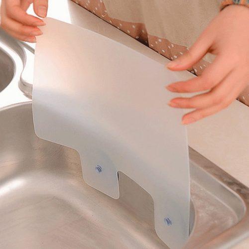 Sink Water Splash Guard Waterproof Board