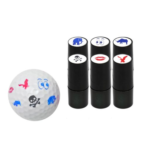 Quick-Drying Golf Ball Marker Stamp
