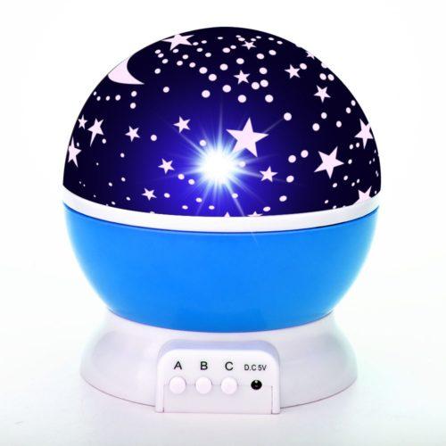 Night Star Projector LED Night Lamp
