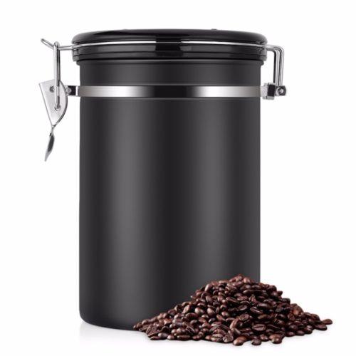 Airtight Coffee Container Kitchen Storage