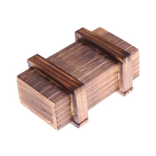 Brain Teaser Secret Wooden Puzzle Box