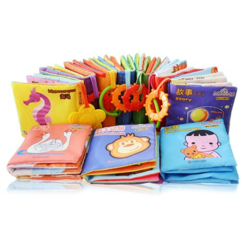 Cloth Book Baby Educational Book