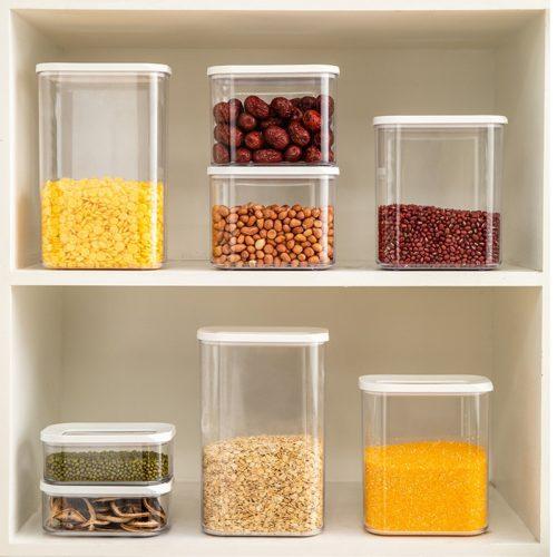 Dry Goods Storage Container