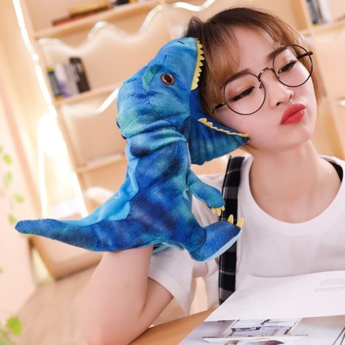T Rex Hand Puppet Plush Toy