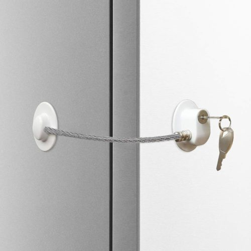 Fridge Safety Lock with Key