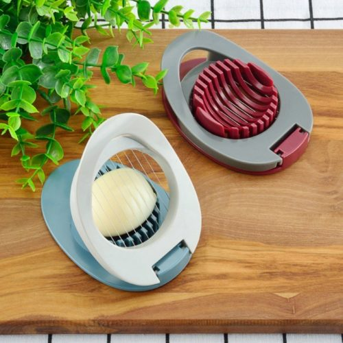 Boiled Egg Slicer Kitchen Cutting Tool