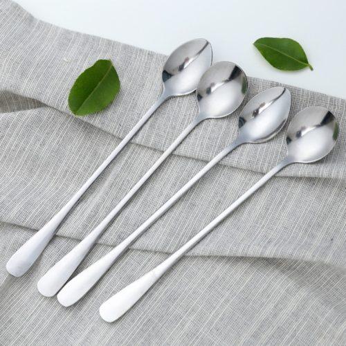 Dessert Spoon Long Handle Kitchenware