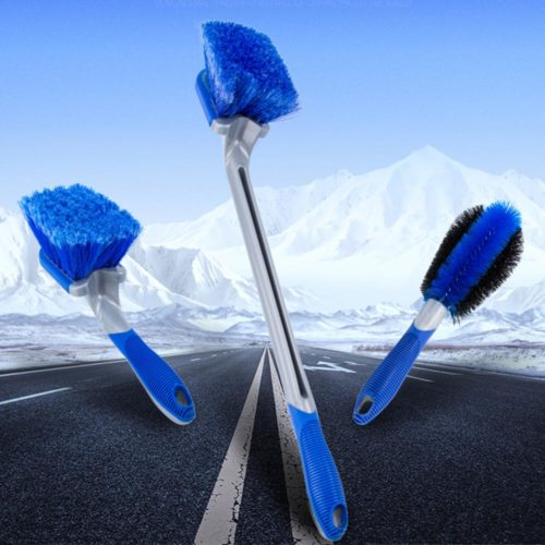 Wheel Tire Cleaning Brush Tool