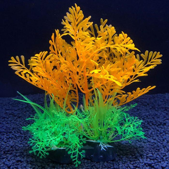 Fake Aquarium Plant Artificial Seaweed