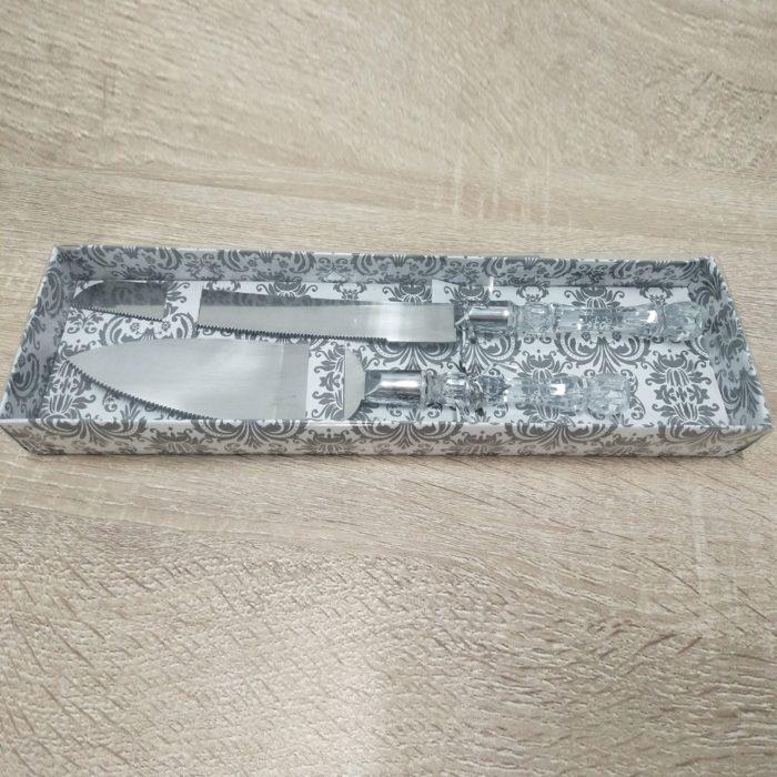 Wedding Cake Knife Set (2pcs)