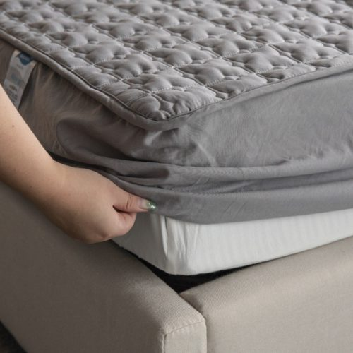 Quilted Bed Cover Mattress Protector