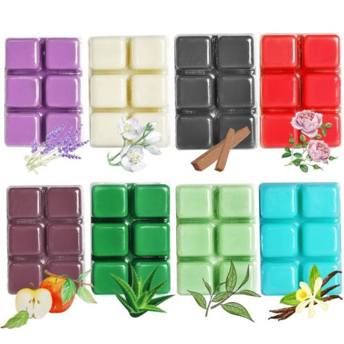 Scented Soy Wax Melts Set (8pcs)