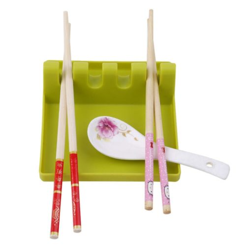Spatula Stand Spoon Rest and Lid Rack