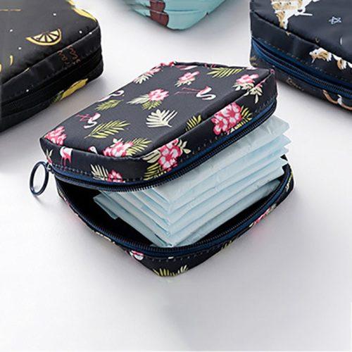 Sanitary Napkin Pouch Tampon Bag