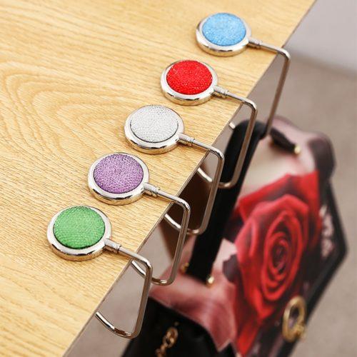 Bag Table Hook Portable Purse Hanger