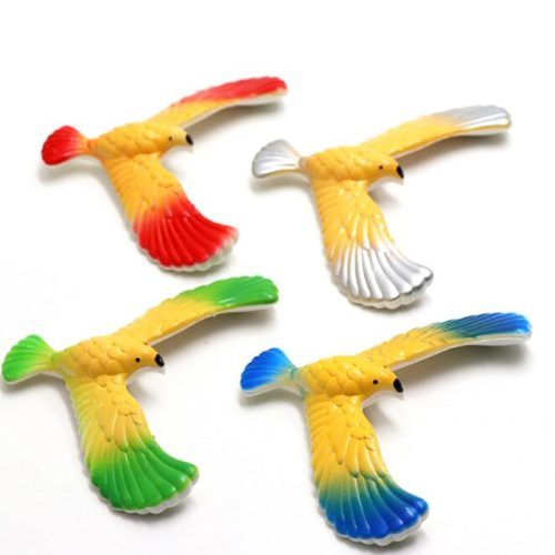 Educational Kids Balancing Bird Toy
