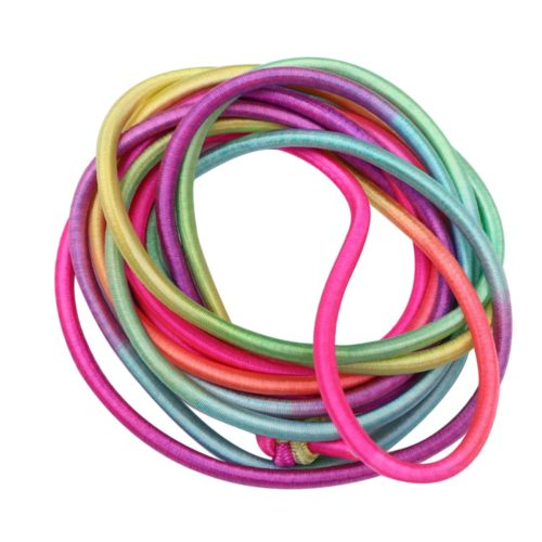 Colorful Elastic French Skipping Rope