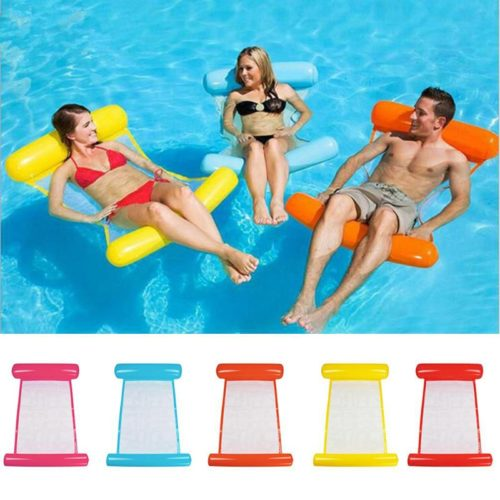 Hammock Float Pool Inflatable Bed