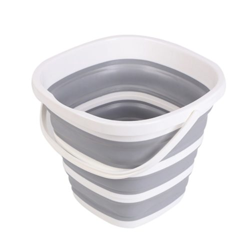 Silicone Collapsible Water Bucket 10L Capacity