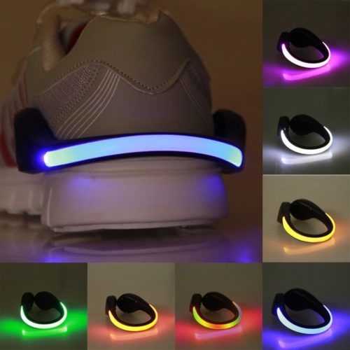 LED Shoe Clip Sports Light Accessory