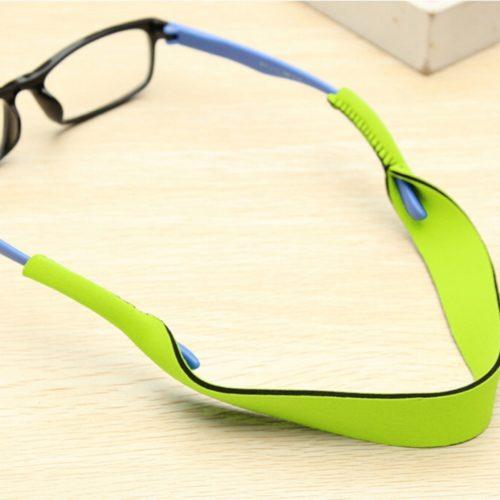 Sports Glasses Band Stretchy Neck Strap