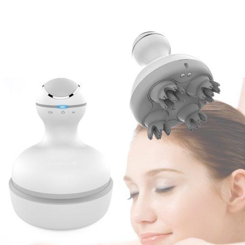 Electric Scalp Massager Wireless Device