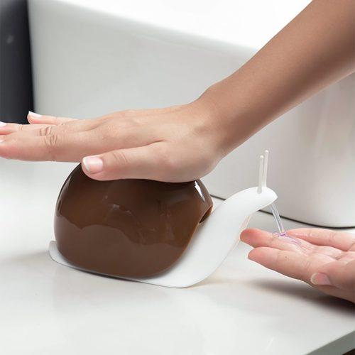 Snail Soap Dispenser Bathroom Bottle