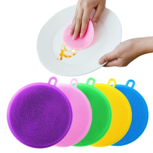 Silicone Dish Brush Cleaning Tool