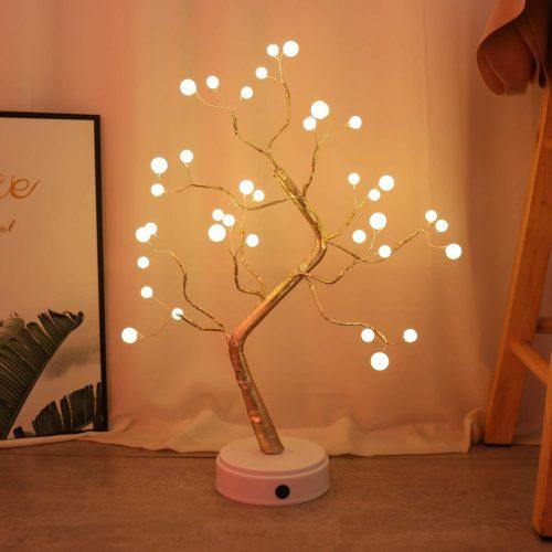 Tree LED Lamp Night Light Decor