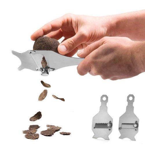 Stainless Adjustable Truffle Slicer