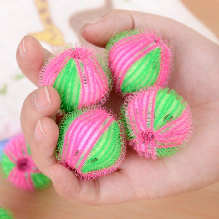 Laundry Reusable Dryer Balls (6pcs)