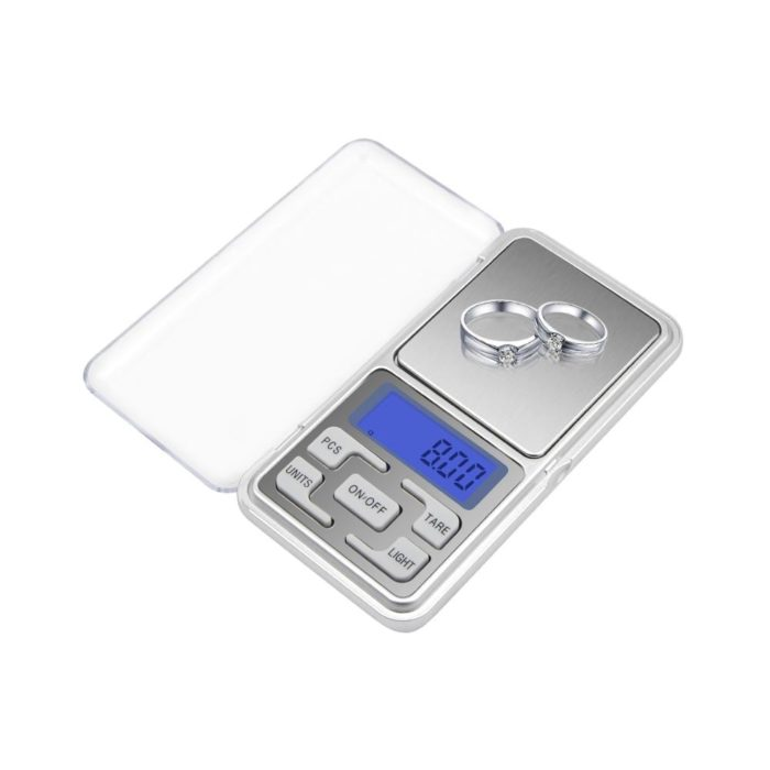 Pocket-Size Digital Jewelry Scale