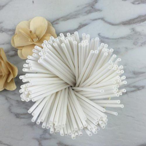 Candy Making Plastic Lollipop Sticks (100Pcs.)