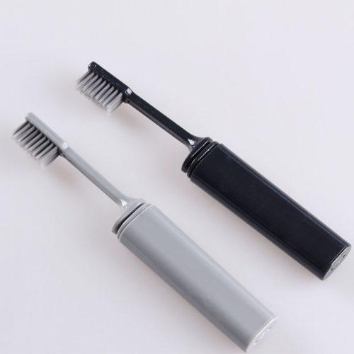 Portable Folding Traveling Toothbrush