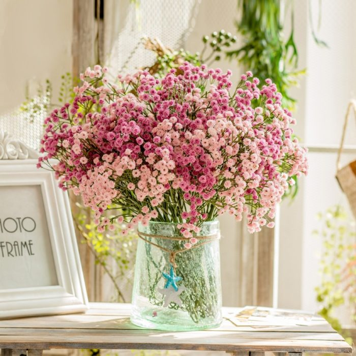 Artificial Baby's Breath Flower Decor