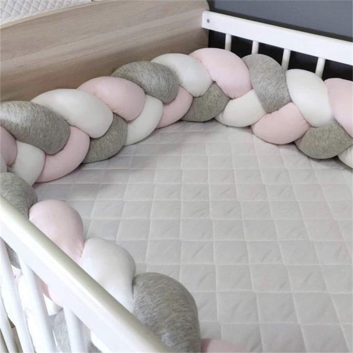 Braid Pillow Soft Knot Cushion