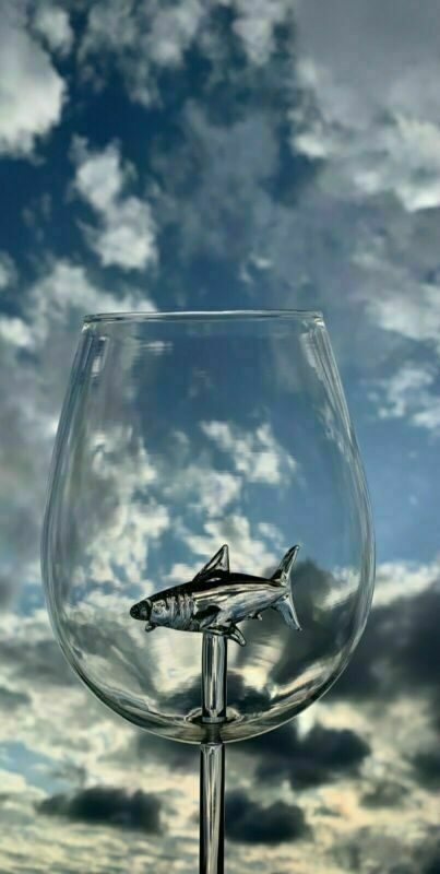 Glass Cup European Crystal Glass Shark Red Wine Glass Cup wine bottle Glass High Heel Shark Red Wine Cup Wedding Party Gift 21cm