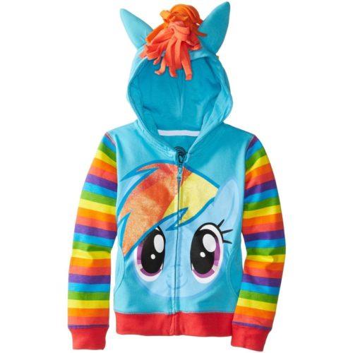 My Little Pony Jacket with Hood