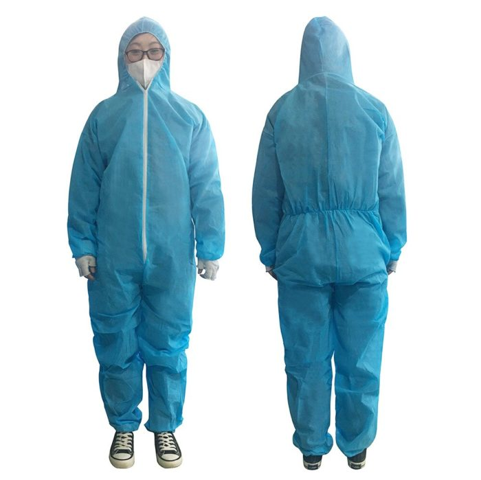 Unisex Disposable Protective Suit