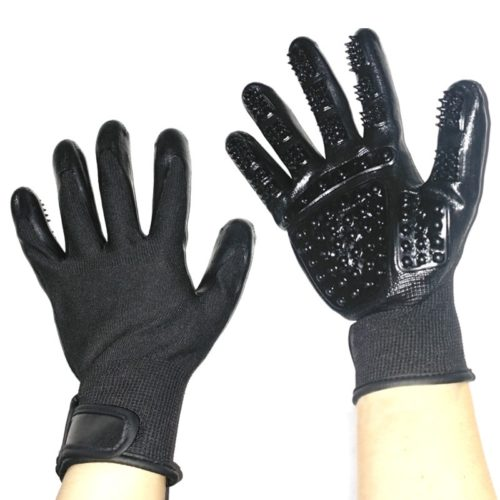 Pet Grooming and Deshedding Glove