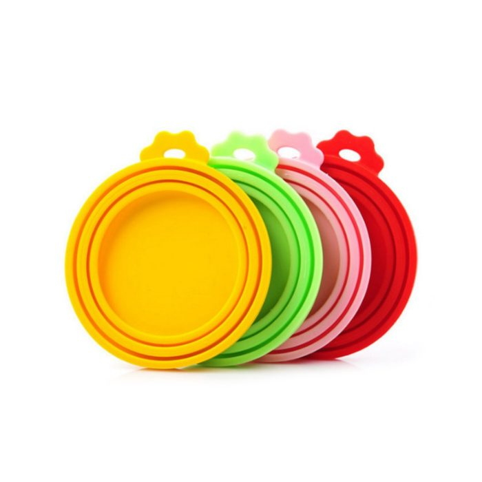 Silicone Can Cover Pet Tight Food Lid