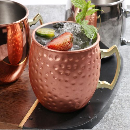Moscow Mule Mug Cocktail Cup