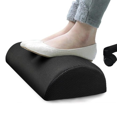 Ergonomic Under Desk Footrest Cushion