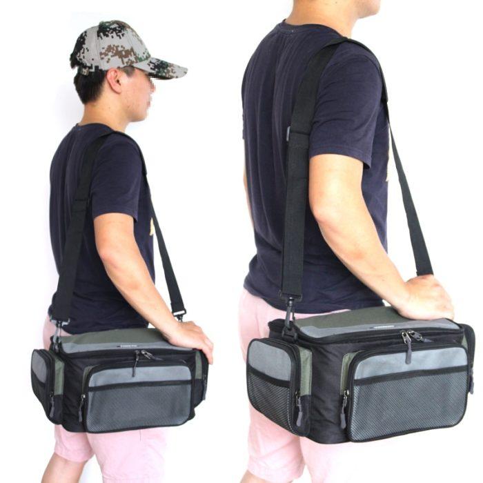 Fishing Crossbody Reel Bag