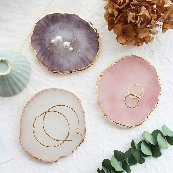 Jewelry Dish Decorative Holder