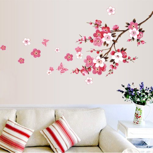Cherry Blossom Wall Decal Home Decoration