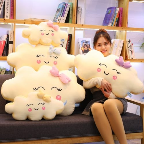 Cloud Shaped Pillow Soft Plush Toy