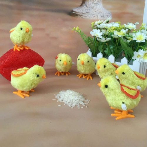 Cute Pecking Chick Toy for Kids