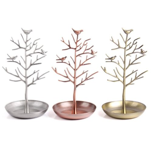 Necklace Tree Stand Display Holder